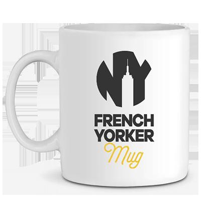 French Yorker Mug