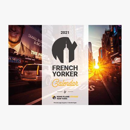 French Yorker Calendar 2021